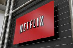 , * Netflix * (NASDAQ: NFLX) announced it was testing a new streaming
